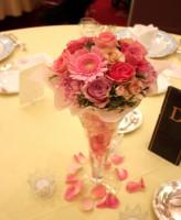 ゲスト 装花