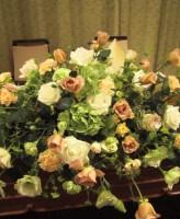 バラ、トルコのメイン装花